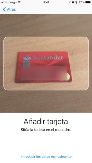 apple pay foto