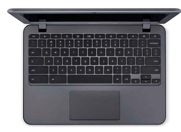 acer chromebook 11 n7 c731 teclado