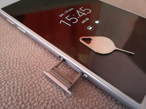 Samsung Galaxy℗ A5 2017 ranura