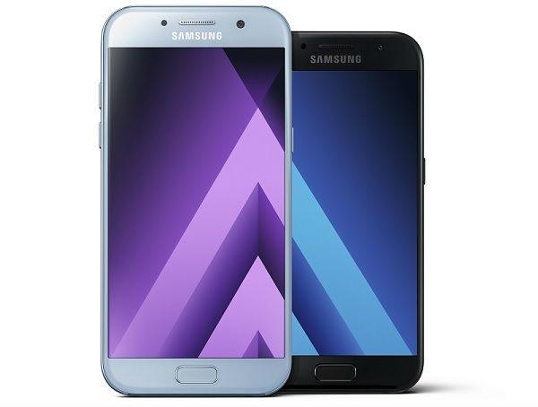Samsung Galaxy℗ A5 2017