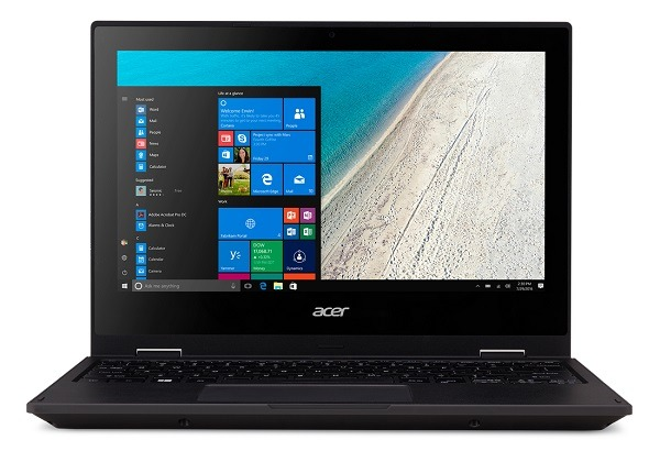 acer travelmate vista general