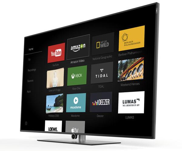 loewe bild 1 televisor de dise o con precio m s comedido. Black Bedroom Furniture Sets. Home Design Ideas