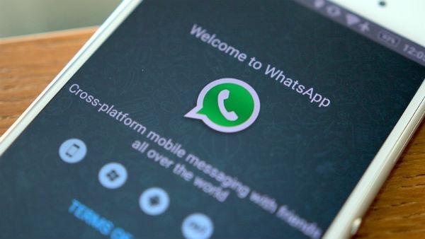 WhatsApp estado