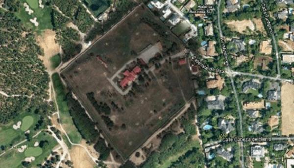 cuartel de puerta de hierro