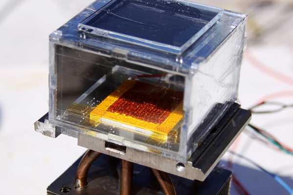 Invento que obtiene agua del aire con MOF