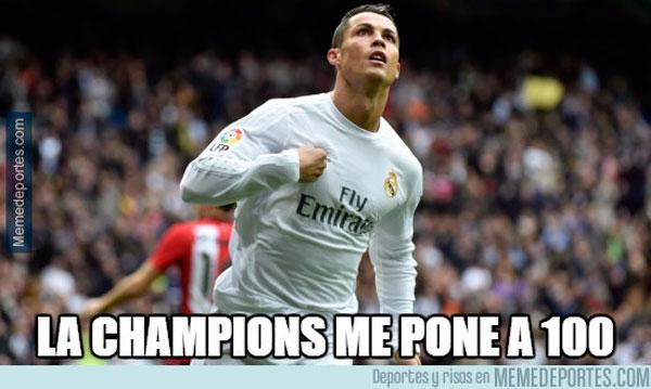Bayern vs Real Madrid: Meme Cristiano Ronaldo