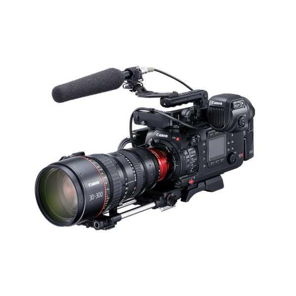 Actualizaciones de Canon℗ mejoran sus cámaras de vídeo profesional