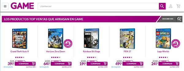 game juegos