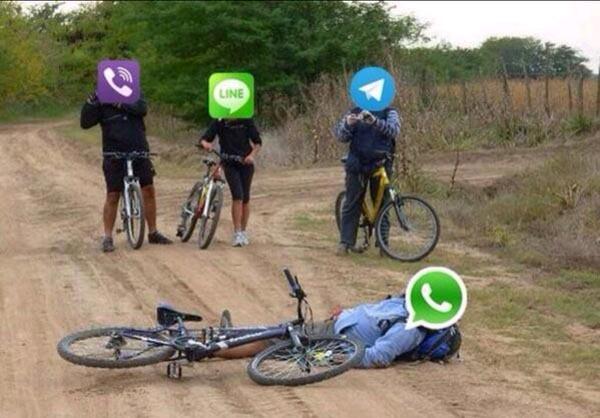 WhatsApp ¿por qué no se envían mis mensajes?