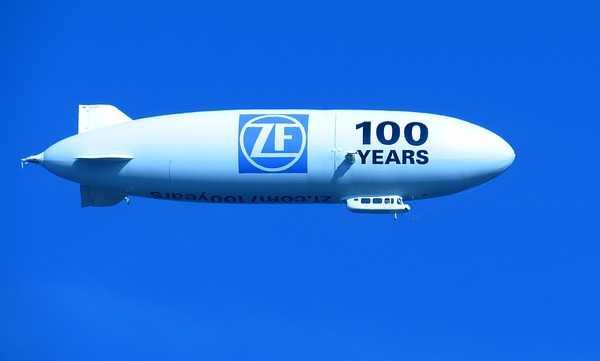 El fundador de Google™ quiere rescatar el zeppelin