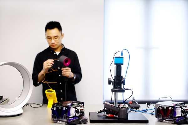 Ingeniero Dyson en China