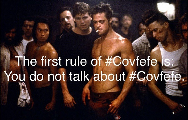 covfefe fight club