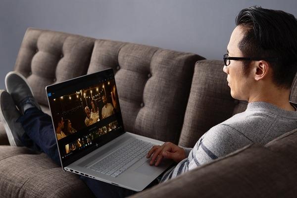 HP Envy 17, portátil de gran pantalla y alto rendimiento