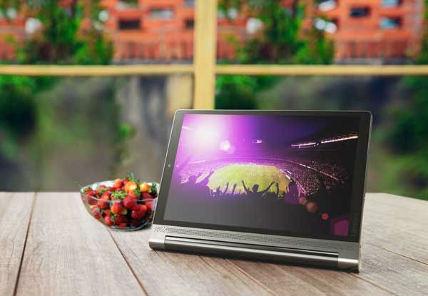 Lenovo Yoga Tab tres Plus