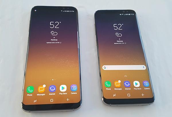 Los Samsung Galaxy S8 y S8+ reciben una actualización importante
