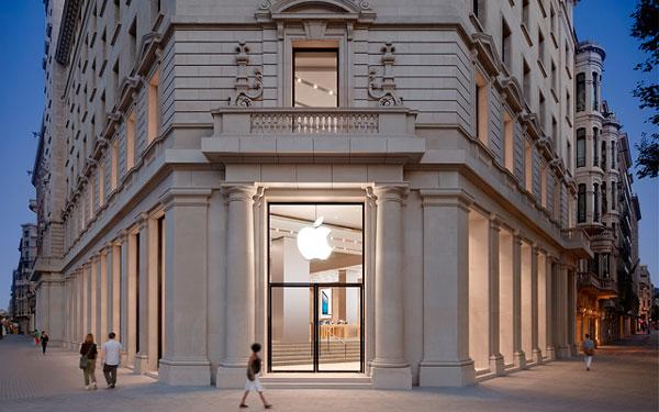 Apple España paga a Hacienda 04 veces más que el año anterior