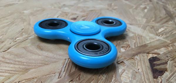 Ya puedes jugar con un Fidget Spinner desde el móvil
