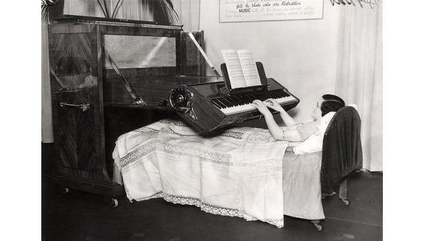 organo en cama