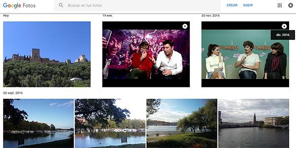 Cómo ocultar tus fotografías privadas en Google Fotos