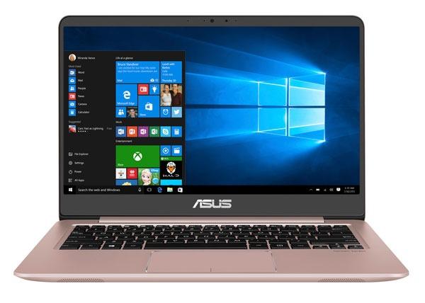 Asus ZenBook UX430 teclado