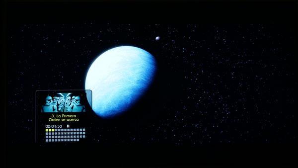 prueba Panasonic 50EX780 imagen en negro