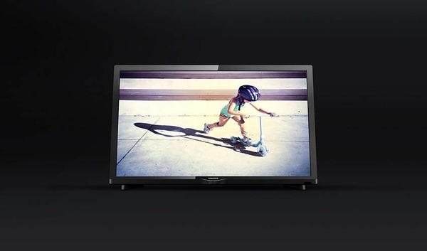 Philips 4232, un TV Full HD de veintidos pulgadas para las vacaciones