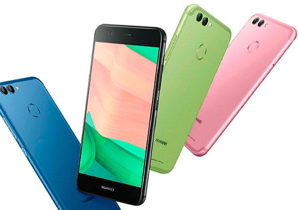 5 diferencias entre el Huawei P10 Lite y el Huawei Nova 2 acabados nova 2