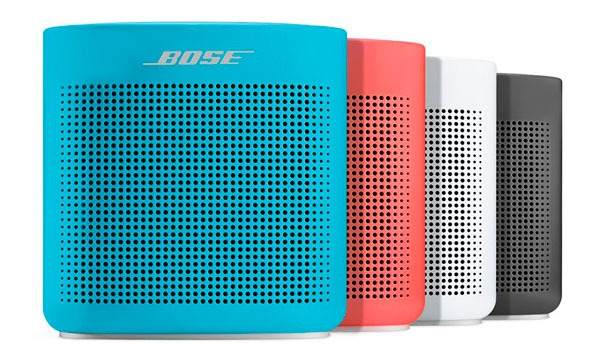 altavoces Bluetooth por menos de 200 euros(EUR) Bose SoundLink Color II