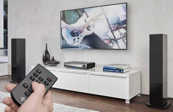Denon HEOS AVR, el cine en casa sin cables