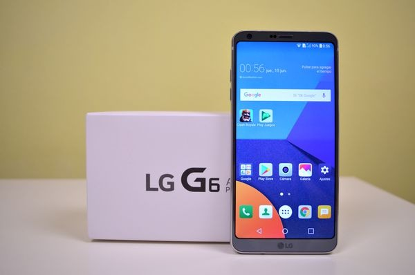 Las 05 claves del LG G6