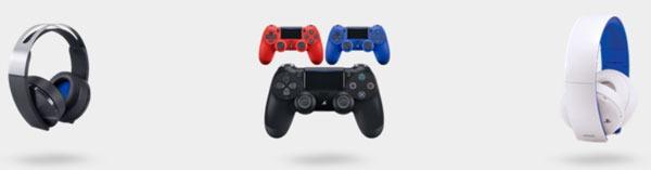Ofertas Days of Play de PS4 accesorios