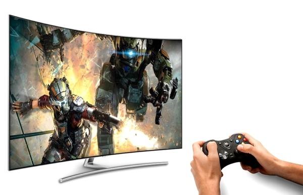 Samsung QLED gamer