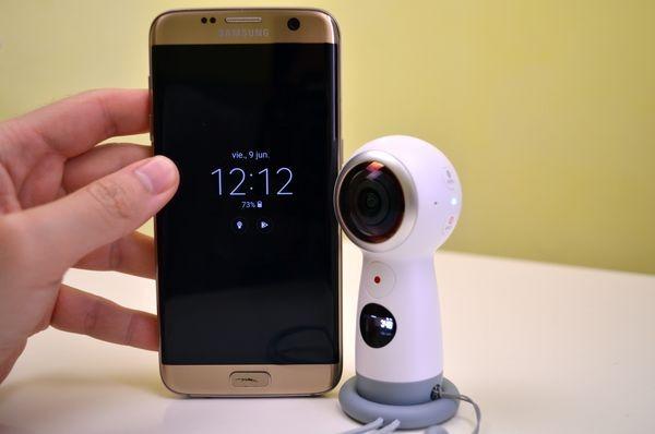 Samsung Gear 360 compatibilidad