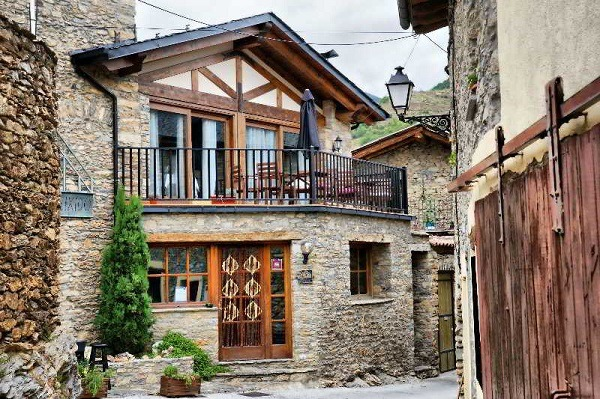 Hotel Restaurante Cal Teixidó, Estamariu (Lleida)