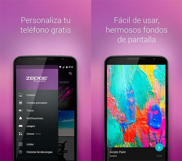 mas de 300 fondos de monitor hd para el smartphone zedge