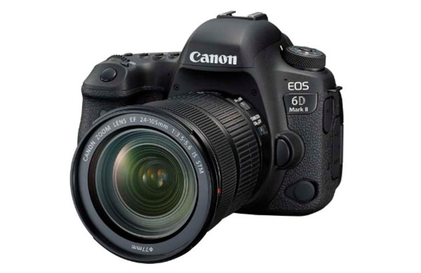 lanzamiento Canon℗ EOS 6D Mark II final