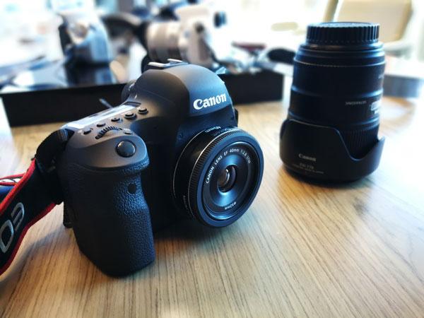 lanzamiento Canon EOS 6D Mark II procesador