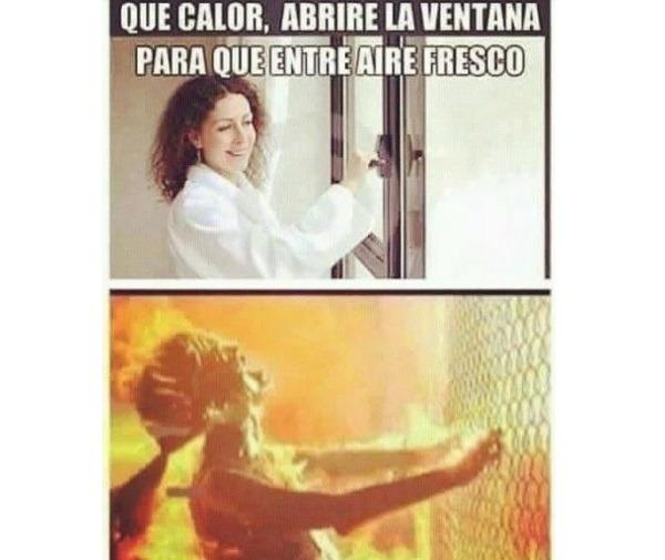 meme calor