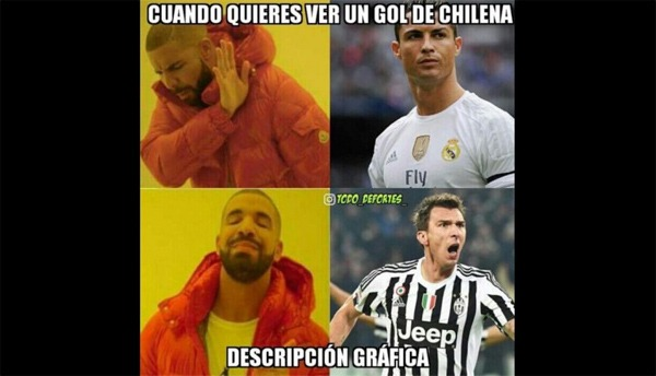 Memes Real Madrid campeón de Champions League