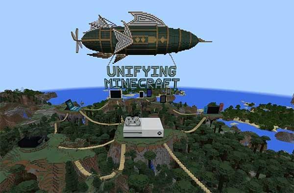 Este verano los jugadores de PC, consola y terminal compartirán partida en Minecraft