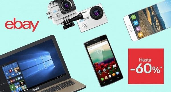 5 ofertas de tecnología para el Superweekend de eBay