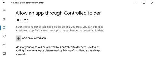 Windows 10 limitará el acceso