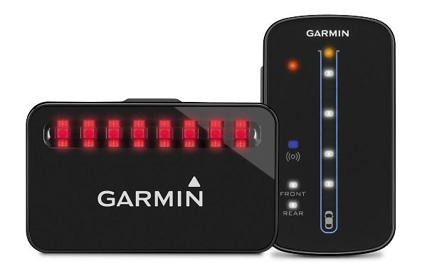 Garmin Edge℗ 820 y Varia, más seguridad para el ciclista en carretera