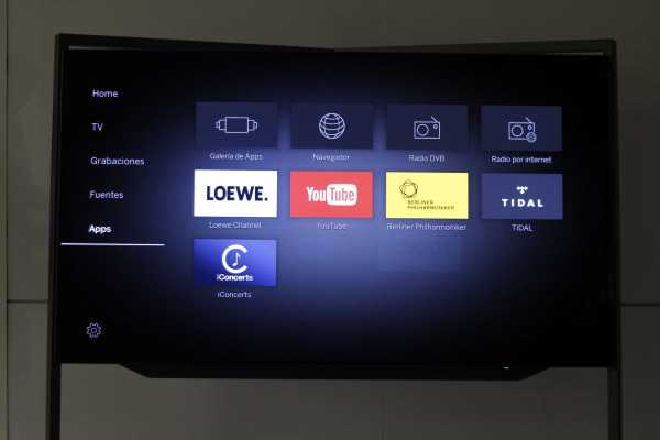 Loewe Bild 9.55, probamos el nuevo televisor OLED más alto de gama