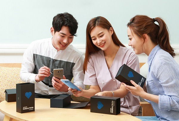 samsung galaxy note 7 fan edition características
