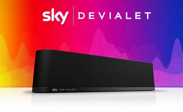 Devialet Sky Soundbox, un nuevo término en barra de sonido