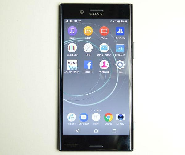Sony Xperia(móvil) XZ Premium