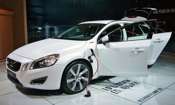 Volvo afirma adiós a los vehículos de gasolina y diésel