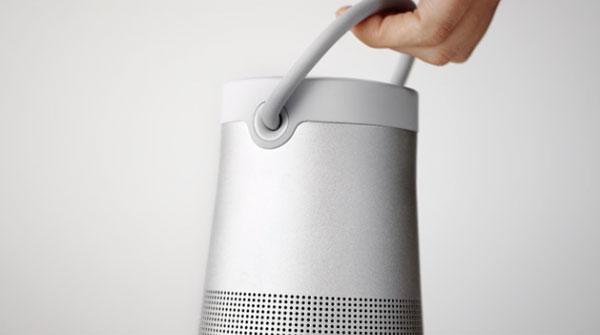 a fondo Bose SoundLink Revolve+ asa