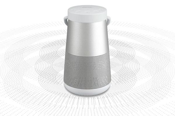 a fondo Bose SoundLink Revolve+ sonido 360